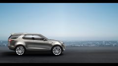 Land Rover Discovery Vision - Immagine: 4