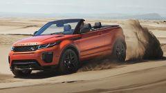 Land Rover e Odo Fioravanti: la Evoque cabrio diventa un'installazione - Immagine: 19