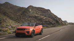 Land Rover e Odo Fioravanti: la Evoque cabrio diventa un'installazione - Immagine: 20