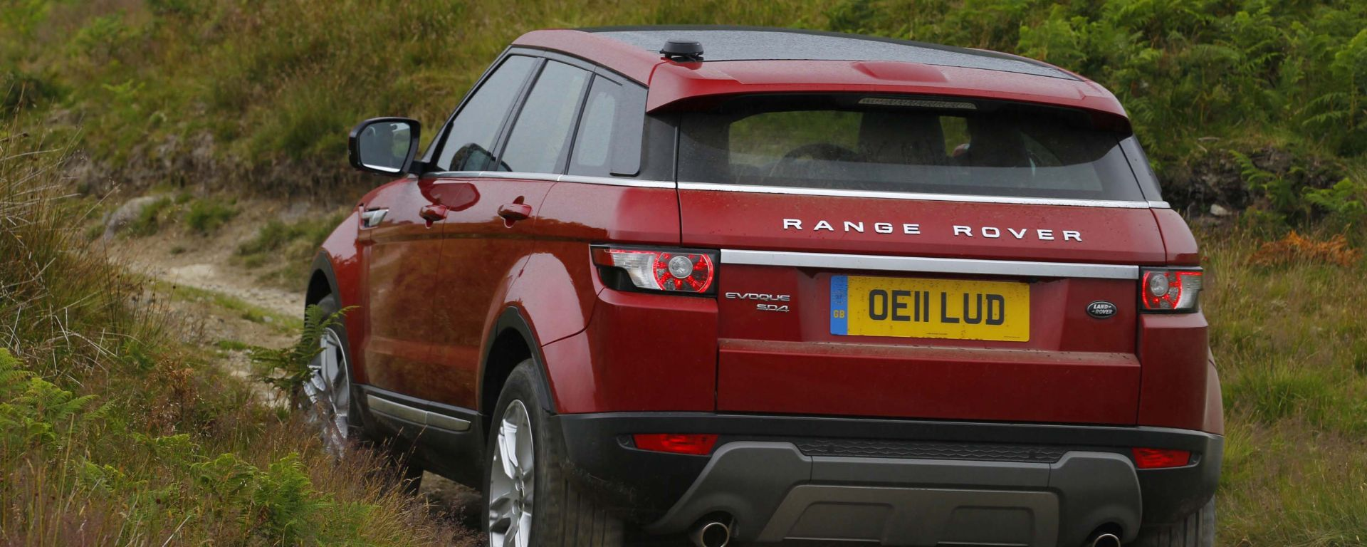 Range Rover Evoque 2.2 Prestige SD4 Aut.