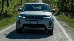 Land Rover Evoque 2019 dinamica frontale