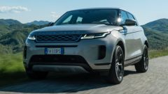 Land Rover Evoque 2019 dinamica laterale