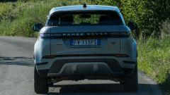 Land Rover Evoque 2019 dinamica posteriore