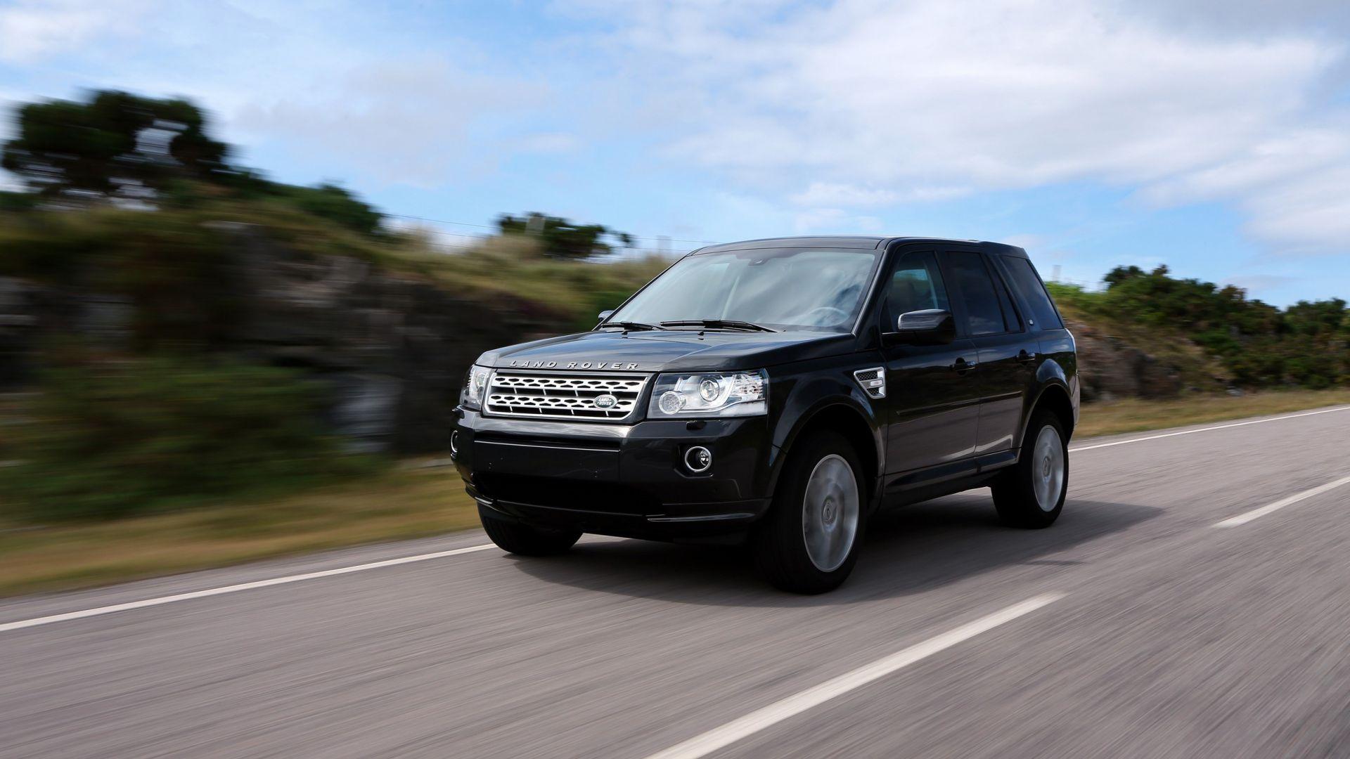 Immagine 23: Land Rover Freelander 2 2013
