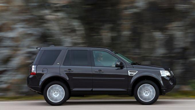 Immagine 29: Land Rover Freelander 2 2013