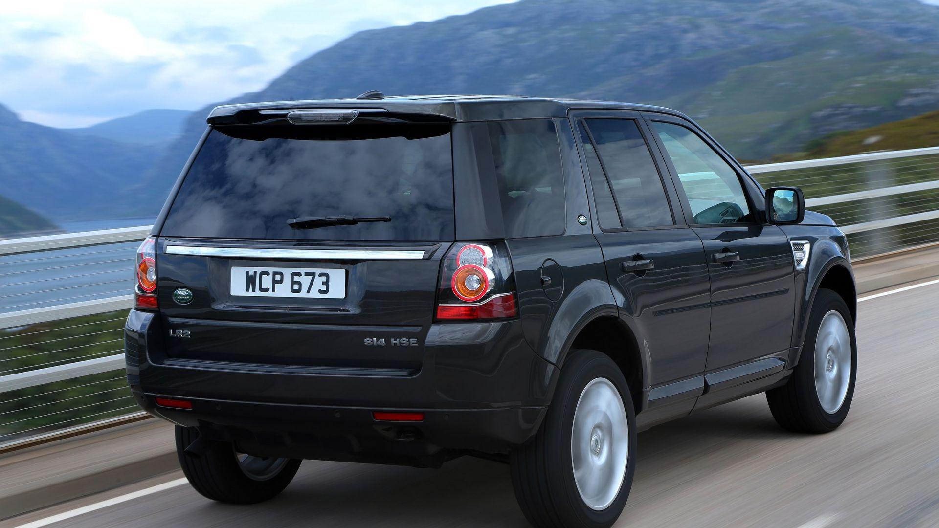 Immagine 31: Land Rover Freelander 2 2013