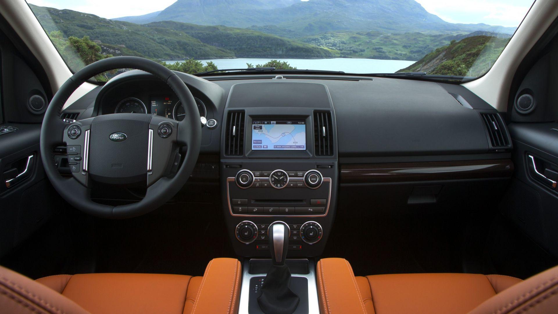 Immagine 32: Land Rover Freelander 2 2013