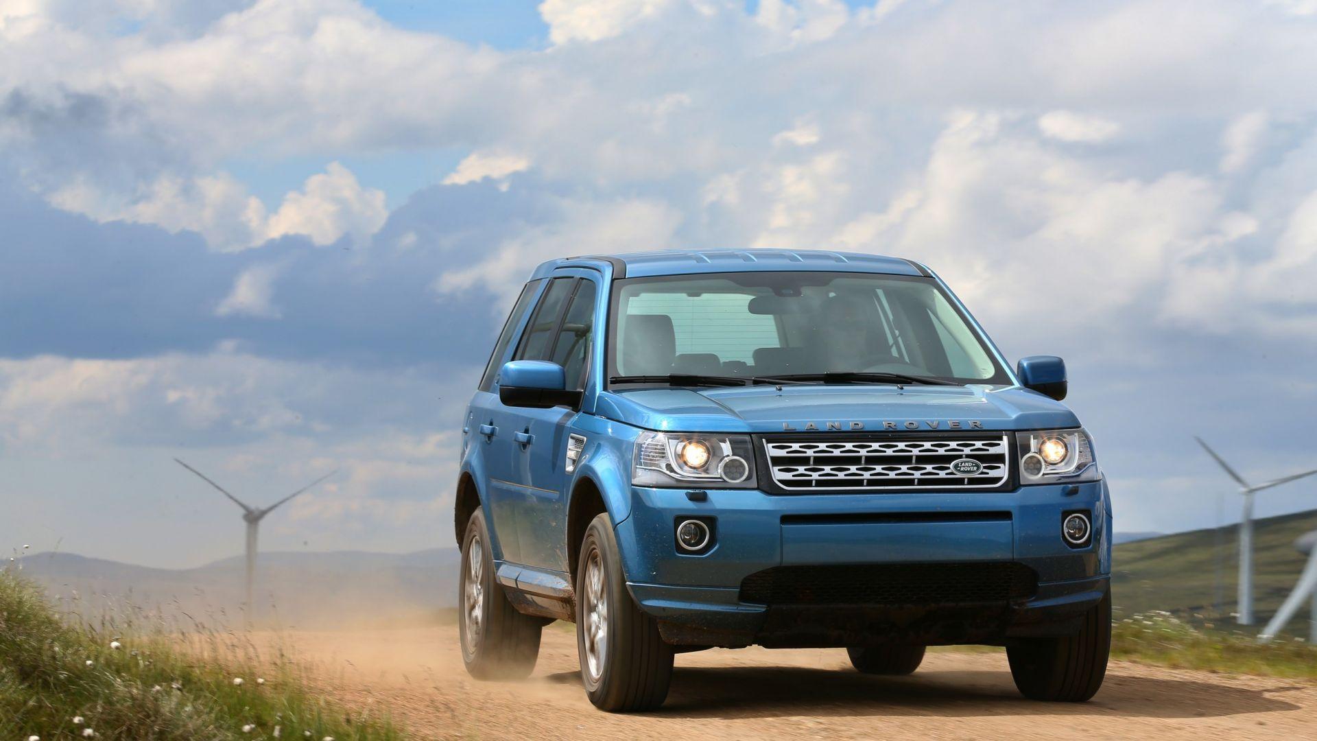 Immagine 10: Land Rover Freelander 2 2013