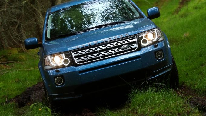 Immagine 15: Land Rover Freelander 2 2013