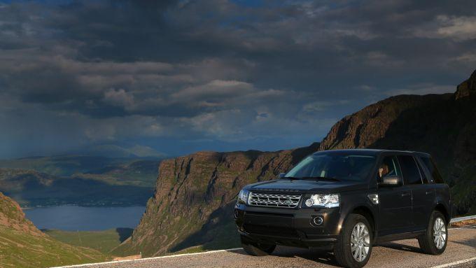 Immagine 20: Land Rover Freelander 2 2013