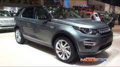 Land Rover: il video dallo stand - Immagine: 1