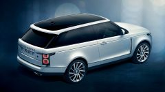 Land Rover: la Range Rover SV non vedrà mai la luce - Immagine: 3