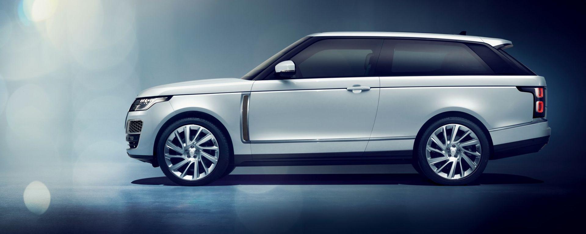 Land Rover: la Range Rover SV non vedrà mai la luce