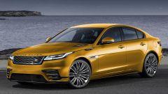 Land Rover lancia un nuovo brand per la berlina che potrebbe chiamarsi Road Rover Velar