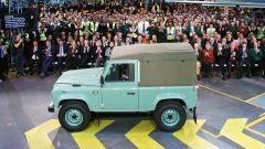 Il ritorno della Land Rover Defender: aggiornamento - Immagine: 2