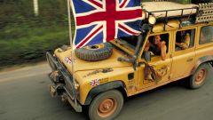 Il ritorno della Land Rover Defender: aggiornamento - Immagine: 1