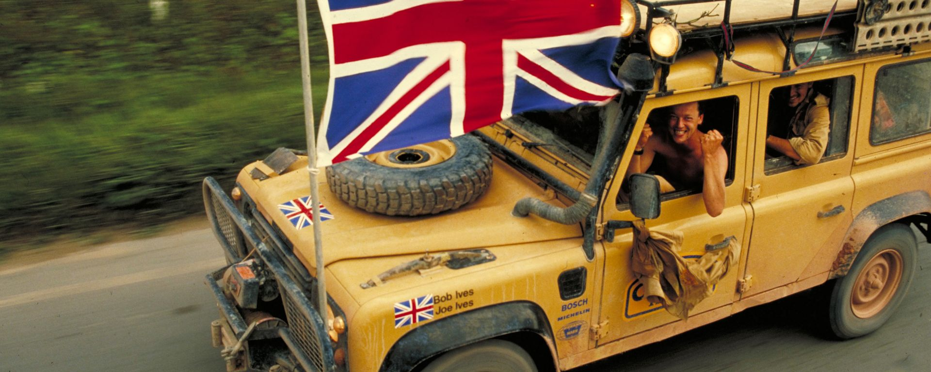 Il ritorno della Land Rover Defender: aggiornamento