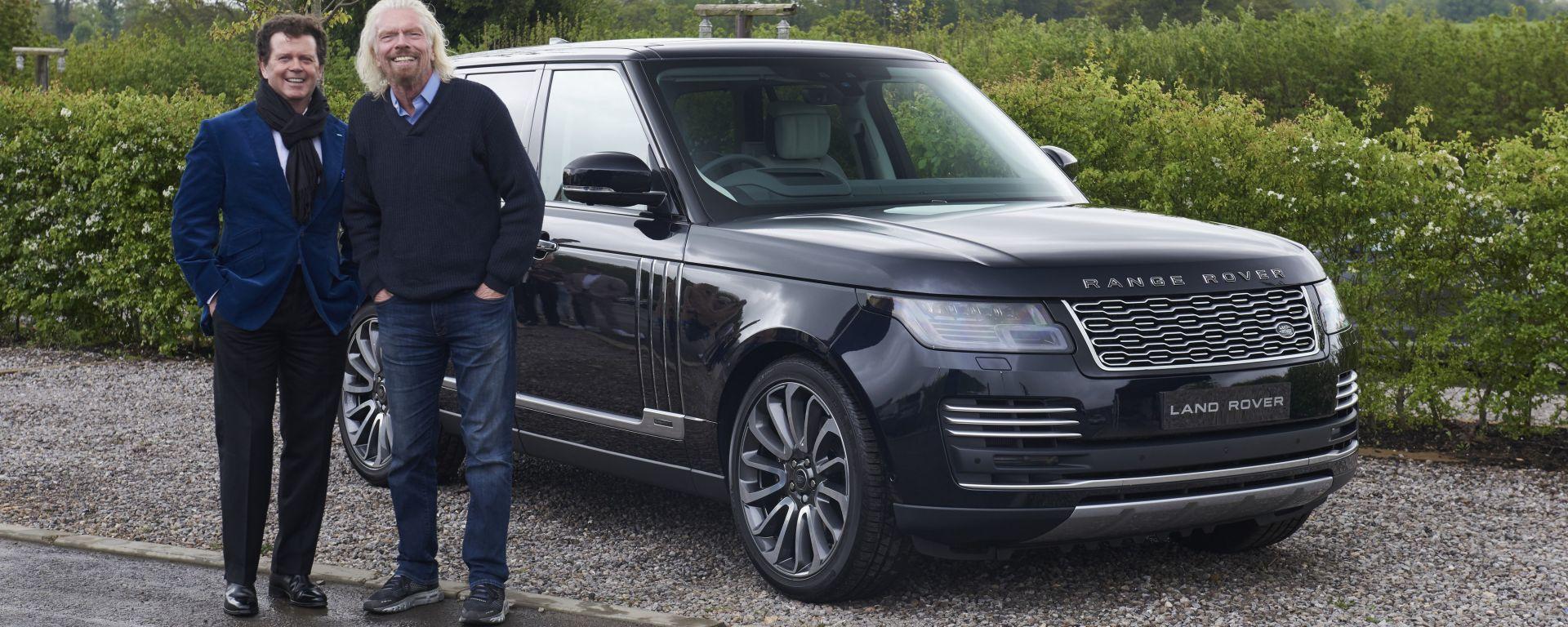 Land Rover Range Rover Astronaut Edition: solo per astronauti