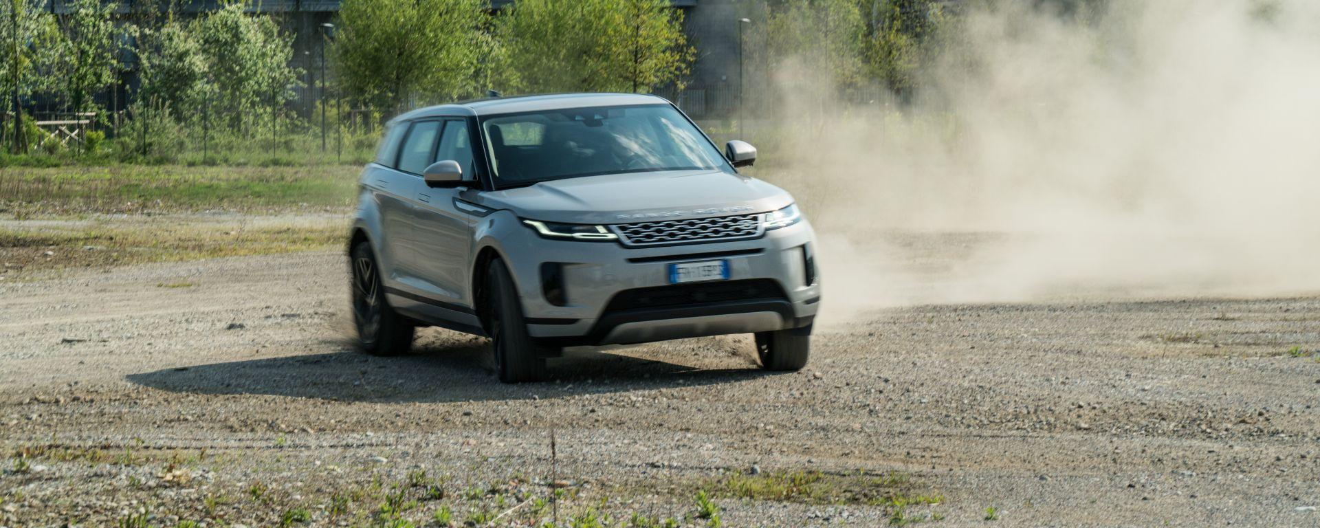 Land Rover Range Rover Evoque 2020, la prova di MotorBox