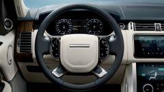 Land Rover Range Rover: particolare degli interni