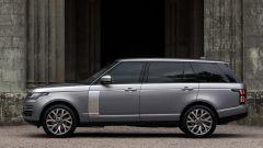 Land Rover Range Rover: vista laterale