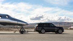 Land Rover al fianco di Virgin Galactic per i voli spaziali commerciali - Immagine: 4