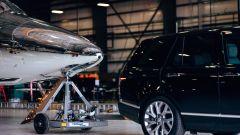 Land Rover al fianco di Virgin Galactic per i voli spaziali commerciali - Immagine: 5