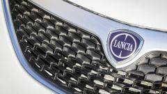 Lania Ypsilon Mya, marchio Lancia
