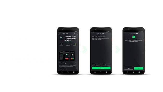 L'app Honda Voice Control System per Android