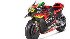 L'Aprilia RS-GP 2020 di Iannone