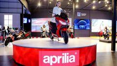 L'Aprilia SXR 160 è destinato al solo mercato indiano