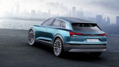 L'arrivo dell'Audi E-Tron Quattro è previsto per la fine del 2018