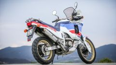 laterale Honda Africa Twin XRV650 1988