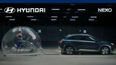 Video Hyundai Nexo a idrogeno: emissioni zero