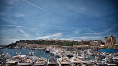 L'atmosfera del circuito del Principato di Monaco