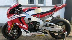 Lato sinistro della Honda CBR1000RR SP 2019 del Mondiale Endurance in vendita