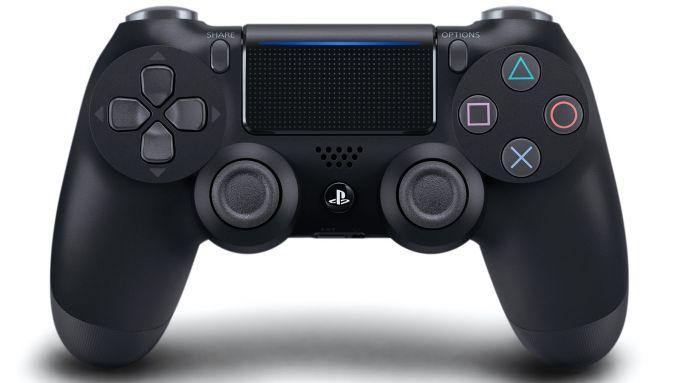 L'attuale DualShock 4 di PS4
