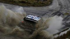 Latvala con la Polo R - Volkswagen Motorsport