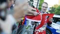 Latvala è il pilota di casa in questo Rally di Finlandia