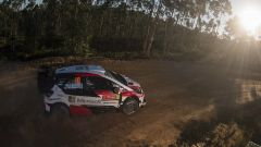 Latvala - Rally Portogallo, WRC 2017