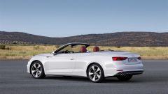 L'Audi A5 Cabriolet al prossimo Salone di Los Angeles