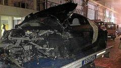 L'Audi R8 di Alexis Sanchez