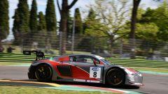 Campionato italiano GT 2017: Audi R8 LMS e R8 Ultra all'assalto del Circuito di Imola