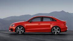 L'Audi RS 3 Sedan debutta in occasione del Salone di Parigi 2016