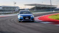 L'Audi RS 3 Sportback 2017 al Misano World Circuit