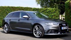 L'Audi RS6 del principe Harry e Meghan Markle in vendita su AutoTrader