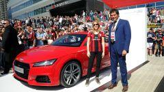 Audi protagonista a Casa Milan - Immagine: 2