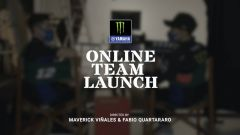 Launch Team Yamaha Monster Energy MotoGP