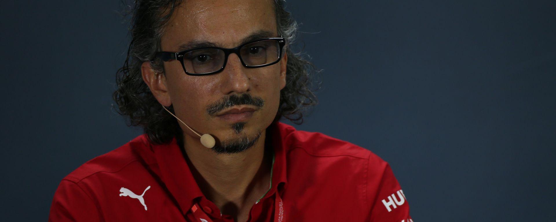 Laurent Mekies (Ferrari)