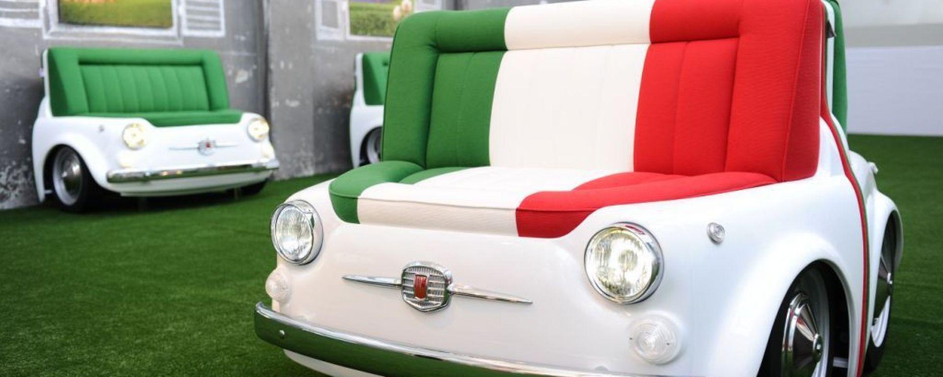 L'auto al Fuorisalone di Milano